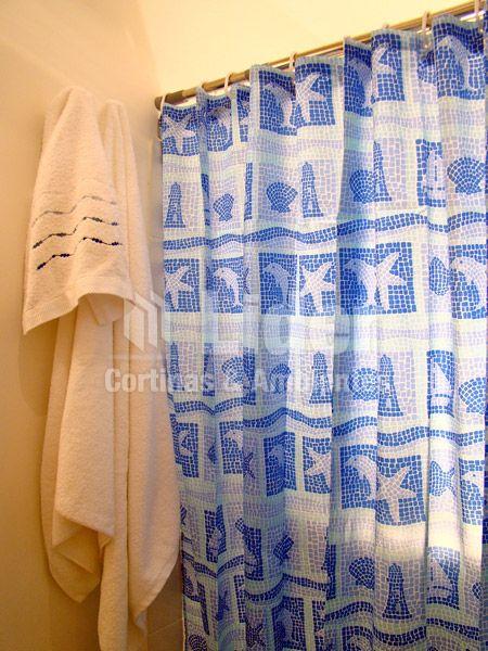 Cortinas De Baño Sin Taladro:ideal para instalar cortinas de baño o cenefas en cocinas de