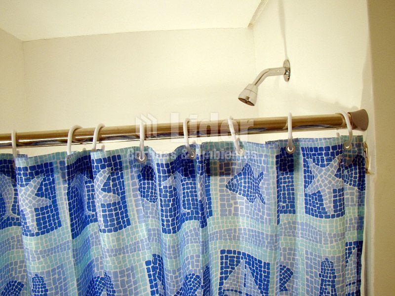 Cortinas De Baño Faciles De Hacer:ideal para instalar cortinas de baño o cenefas en cocinas de