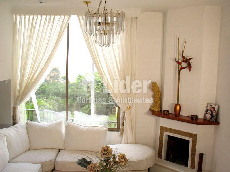 Cortinas en tela cortinas persianas cenefas panel japon s blackout enrrollables - Telas opacas para cortinas ...
