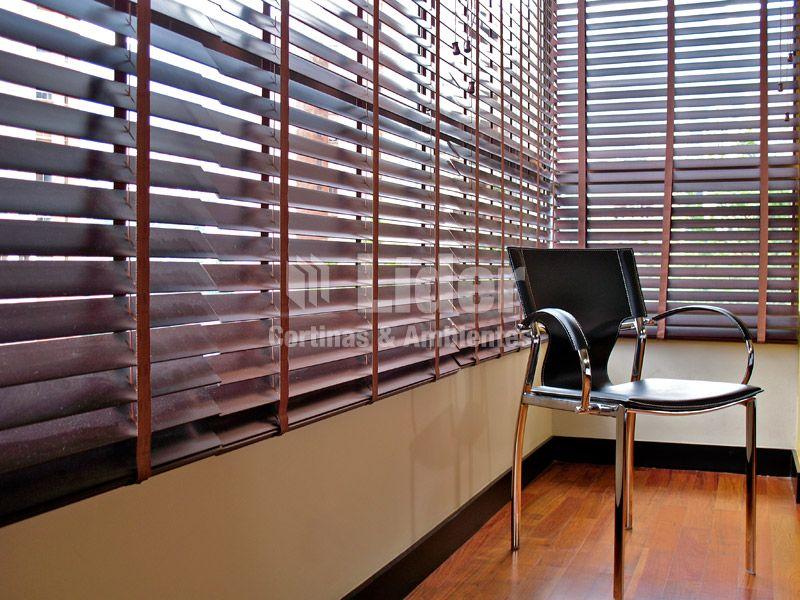 Persianas en madera cortinas persianas cenefas - Laminas de persianas ...